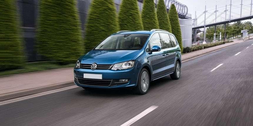 10. Volkswagen Sharan