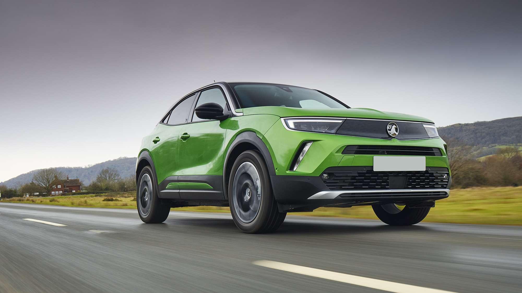 Vauxhall Mokka-e